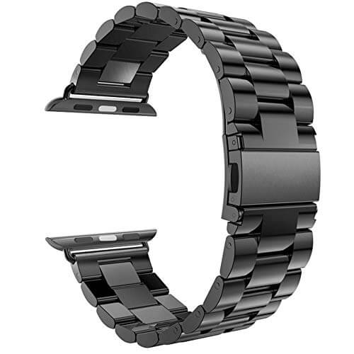 Enhance Your Apple Watch Luxury and Strength With Metal Straps