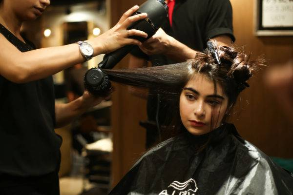 Where choose to find the best hair cut shop?